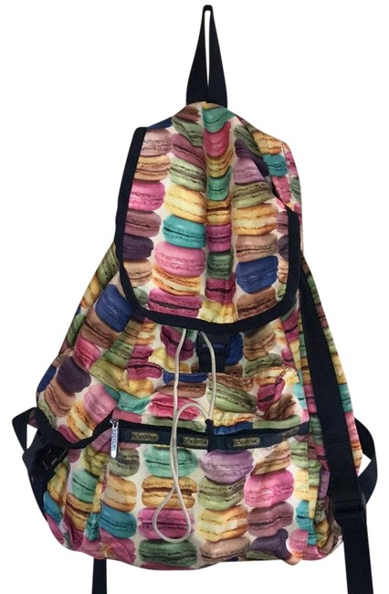 Item - Voyager Multicolor Polyester Backpack