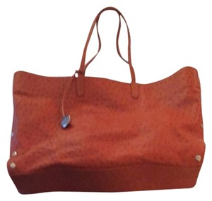 Furla Tote in Orange
