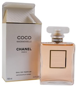Chanel Coco Mademoiselle EDP 3.4oz/100ml (gently used in open box)