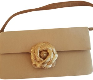Sasha Gold Clutch