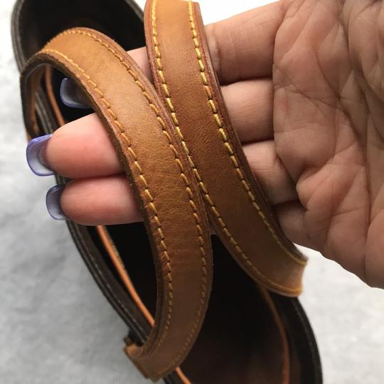 Louis Vuitton Classic Vintage Tote in Brown