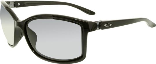 Preload https://item4.tradesy.com/images/oakley-black-and-grey-new-women-butterfly-oo9292-02-frame-lens-sunglasses-23101643-0-1.jpg?width=440&height=440