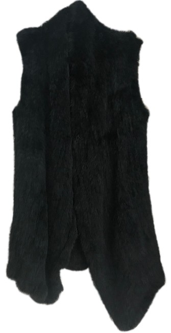 June Rabbit Fur New Vest