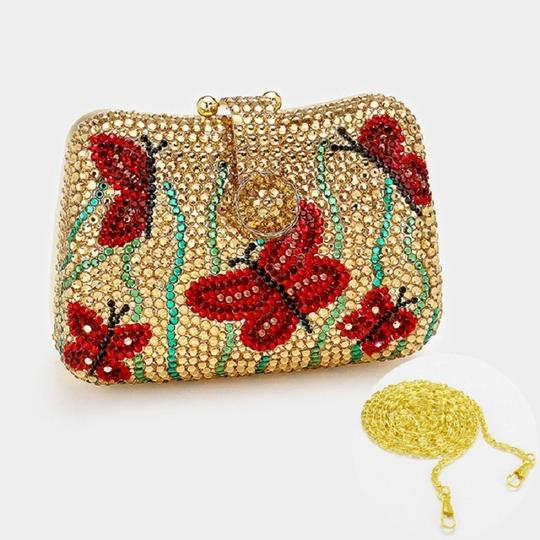 Other gold Clutch