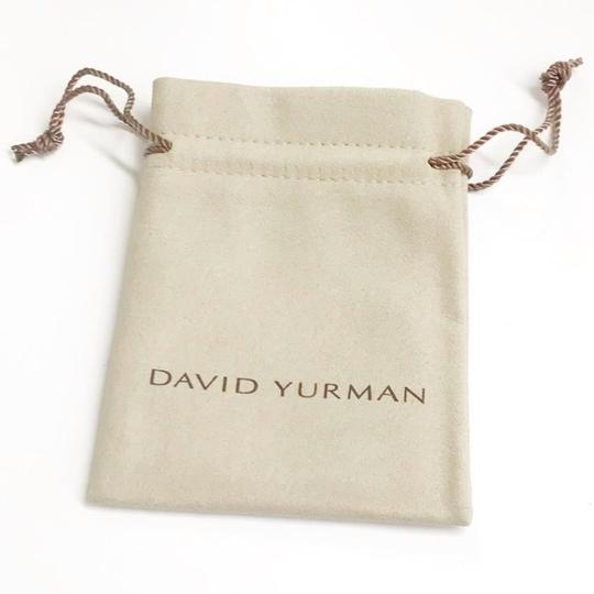 David Yurman David Yurman Never Worn 14k and Sterling Silver Blue Topaz Cable Bangle