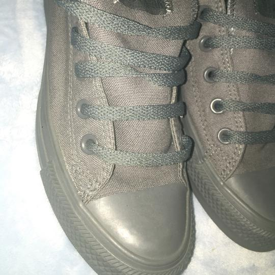 Converse Sneakers Flats Tennis Size 6 grey Athletic