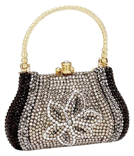 Preload https://img-static.tradesy.com/item/23101966/new-rhinestone-crystal-evening-purse-gold-hard-case-clutch-0-1-540-540.jpg