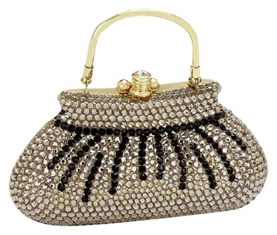 Preload https://img-static.tradesy.com/item/23102015/new-rhinestone-crystal-evening-purse-gold-hard-case-clutch-0-1-540-540.jpg