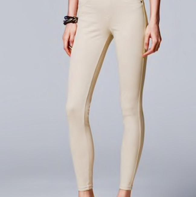 Simply Vera Vera Wang CHINO/KHAKI Leggings