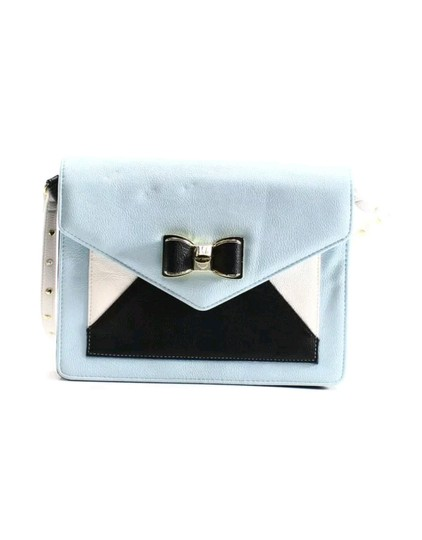 Preload https://item4.tradesy.com/images/betsey-johnson-color-blocking-mini-envelope-clutch-messenger-blue-leather-cross-body-bag-23102203-0-0.jpg?width=440&height=440