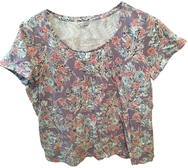 Preload https://item1.tradesy.com/images/purple-flowers-tee-shirt-size-12-l-23102210-0-1.jpg?width=400&height=650