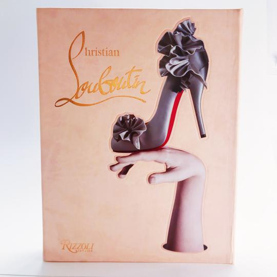 Christian Louboutin Books with Style Coffee Table Book