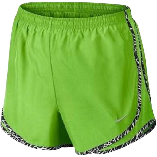 Preload https://item3.tradesy.com/images/nike-action-green-black-women-s-dri-fit-tempo-running-624278-315-activewear-bottoms-size-2-xs-26-23102317-0-1.jpg?width=400&height=650