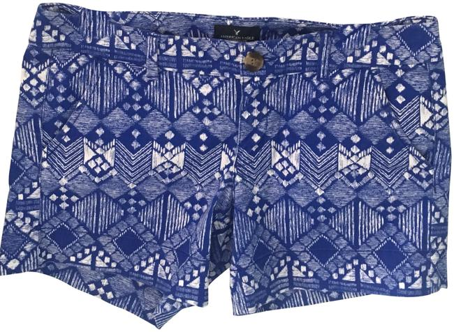Preload https://item3.tradesy.com/images/american-eagle-outfitters-bluewhite-none-dress-shorts-size-8-m-29-30-23102377-0-1.jpg?width=400&height=650