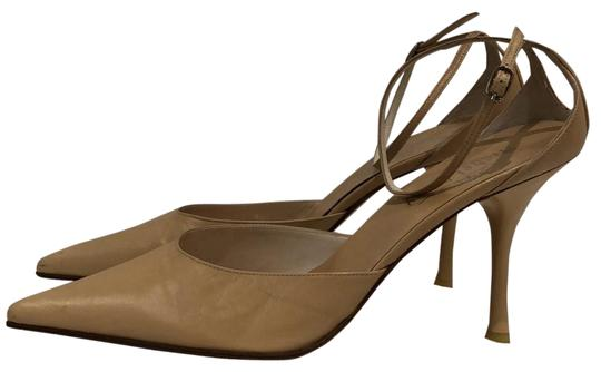 Preload https://item1.tradesy.com/images/michel-perry-nude-leather-pumps-size-eu-39-approx-us-9-regular-m-b-23102385-0-3.jpg?width=440&height=440