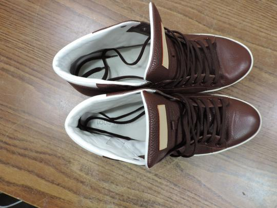 Louis Vuitton Lv Sneakers Logo brown Athletic