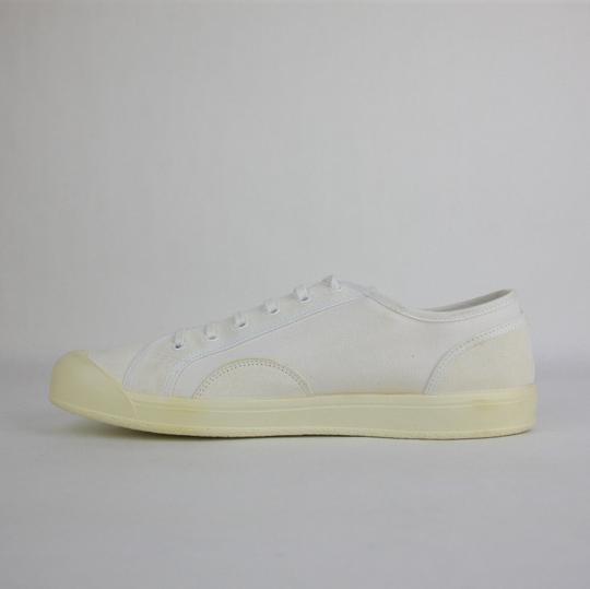 Gucci White Hysteria Suede/Canvas Sneaker W/Hysteria Crest Detail 11.5g 190268 9060 Shoes