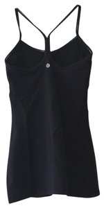 Lululemon fitted tank with built in bra