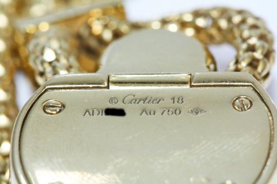 Cartier Yellow Gold Panthere De