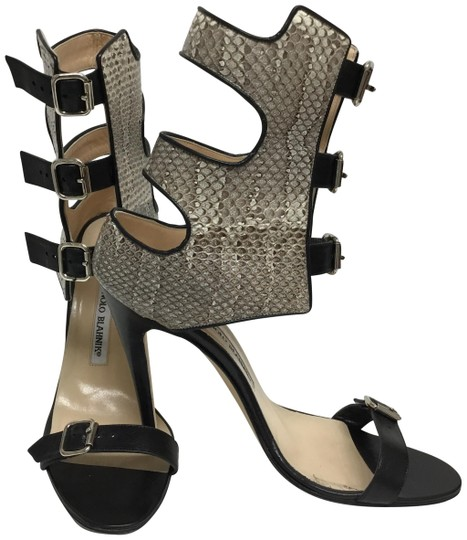 Preload https://item4.tradesy.com/images/manolo-blahnik-black-with-natural-snakeskin-ankle-cuffs-sandals-size-eu-38-approx-us-8-regular-m-b-23102573-0-2.jpg?width=440&height=440