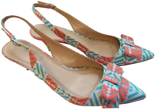 Preload https://item1.tradesy.com/images/jcrew-turquoise-neon-orange-collection-dulci-fabric-slingback-kitten-heels-sandals-size-us-9-regular-23102615-0-2.jpg?width=440&height=440