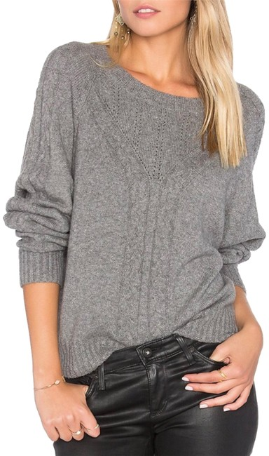Preload https://item5.tradesy.com/images/lamade-gray-acns102-sweaterpullover-size-0-xs-23102649-0-1.jpg?width=400&height=650