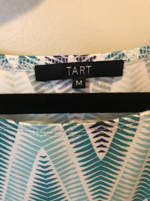 Tart short dress Aqua/Teal on Tradesy