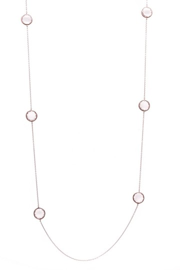 Ippolita Ippolita Rock Candy Station Necklace - Rose