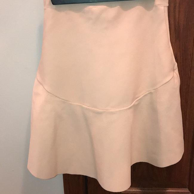 BCBGMAXAZRIA Night Out Date Night Spring Summer Mini Skirt Pink