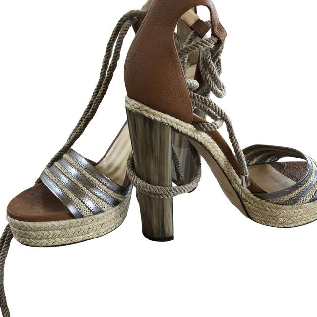 Item - Silver Canyon Taupe Sandals Size US 10 Regular (M, B)