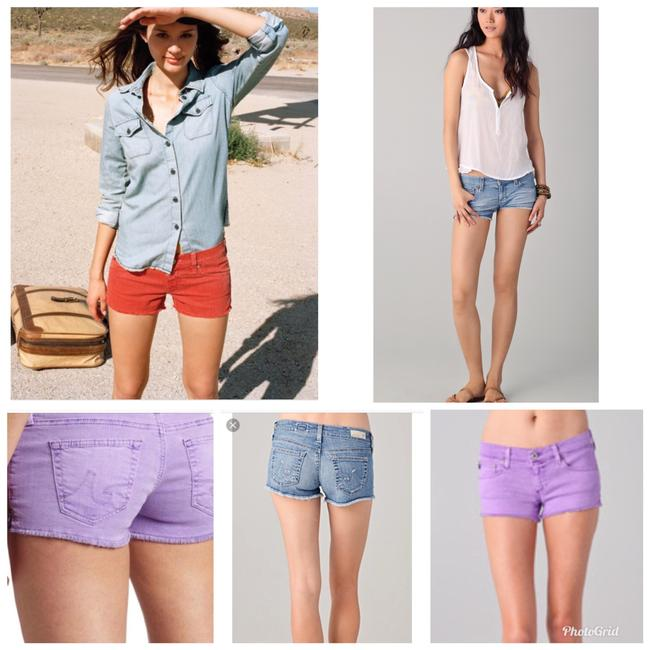 Preload https://item2.tradesy.com/images/ag-adriano-goldschmied-purple-the-daisy-denim-shorts-size-4-s-27-23102816-0-0.jpg?width=400&height=650