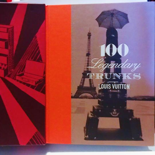 Louis Vuitton 100 Legendary Trunks Coffee Table Book