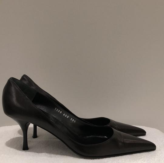 Michel Perry black Pumps