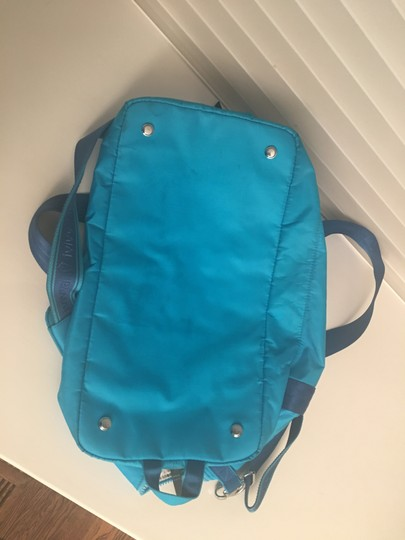 ivivva Turquoise and Blue Travel Bag