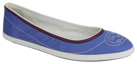 Preload https://item4.tradesy.com/images/gucci-blue-nylon-with-brb-web-and-sewn-in-interlocking-g-244137-4268-flats-size-eu-375-approx-us-75--23102938-0-1.jpg?width=440&height=440