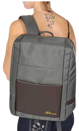 Preload https://item4.tradesy.com/images/new-laptop-charcoal-gray-nylon-backpack-23102973-0-1.jpg?width=440&height=440