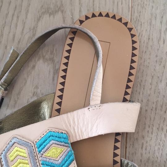 Twelfth St. by Cynthia Vincent nude Sandals