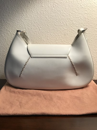 Gironacci Leather Polished Leather Made In Italy Shoulder Bag