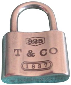 Tiffany & Co. Tiffany & Co sterling silver 1937 padlock
