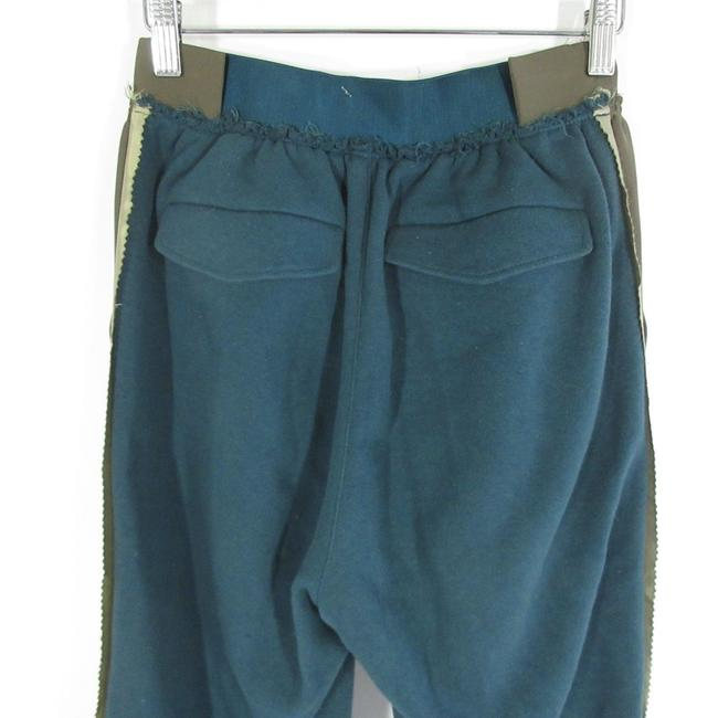 UNDERCOVER Jogger Muted Japan Trouser Pants blue/green