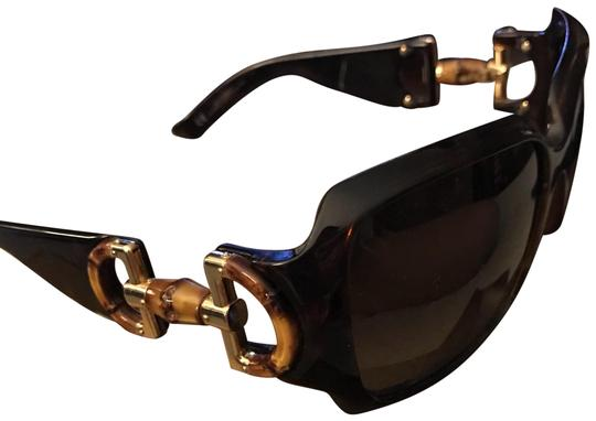 Preload https://img-static.tradesy.com/item/23103317/gucci-brown-gg-2969s-sunglasses-0-1-540-540.jpg