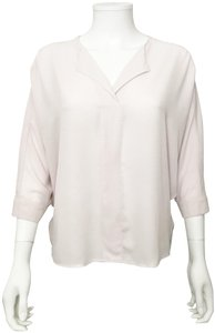 Lord & Taylor 424 Fifth V Neck 424 Fifth L&t 424 Fifth Top Pink