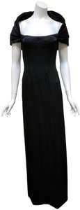 Richard Tyler Couture Gown Evening Vintage Red Carpet Dress
