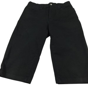 NYDJ Bermuda Shorts Black