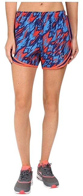 Preload https://img-static.tradesy.com/item/23103920/nike-red-w-blue-print-women-s-dry-tempo-overdrive-running-799768-671-activewear-bottoms-size-2-xs-26-0-1-650-650.jpg