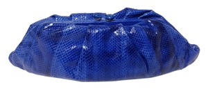 Kotur Rhinestone royal blue Clutch