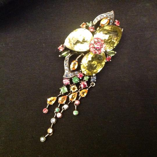 Cultier Jewelers Pin / Necklace. One of a kind !