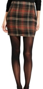 The Limited Skirt Plaid