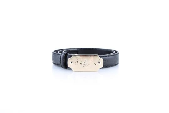 Preload https://img-static.tradesy.com/item/23104220/gucci-black-sima-line-leather-belt-0-0-540-540.jpg