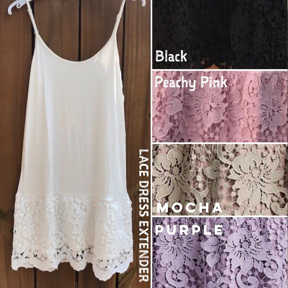b4484943076 ... Shirt Extender Plus Size Lace Extender Extender on Tradesy. 12345678